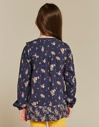 Lucy Flower Print Blouse