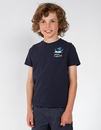 Making a Splash Pocket T-Shirt