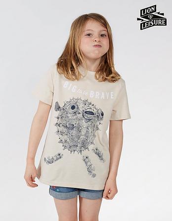 Lion of Leisure Blowfish T-Shirt