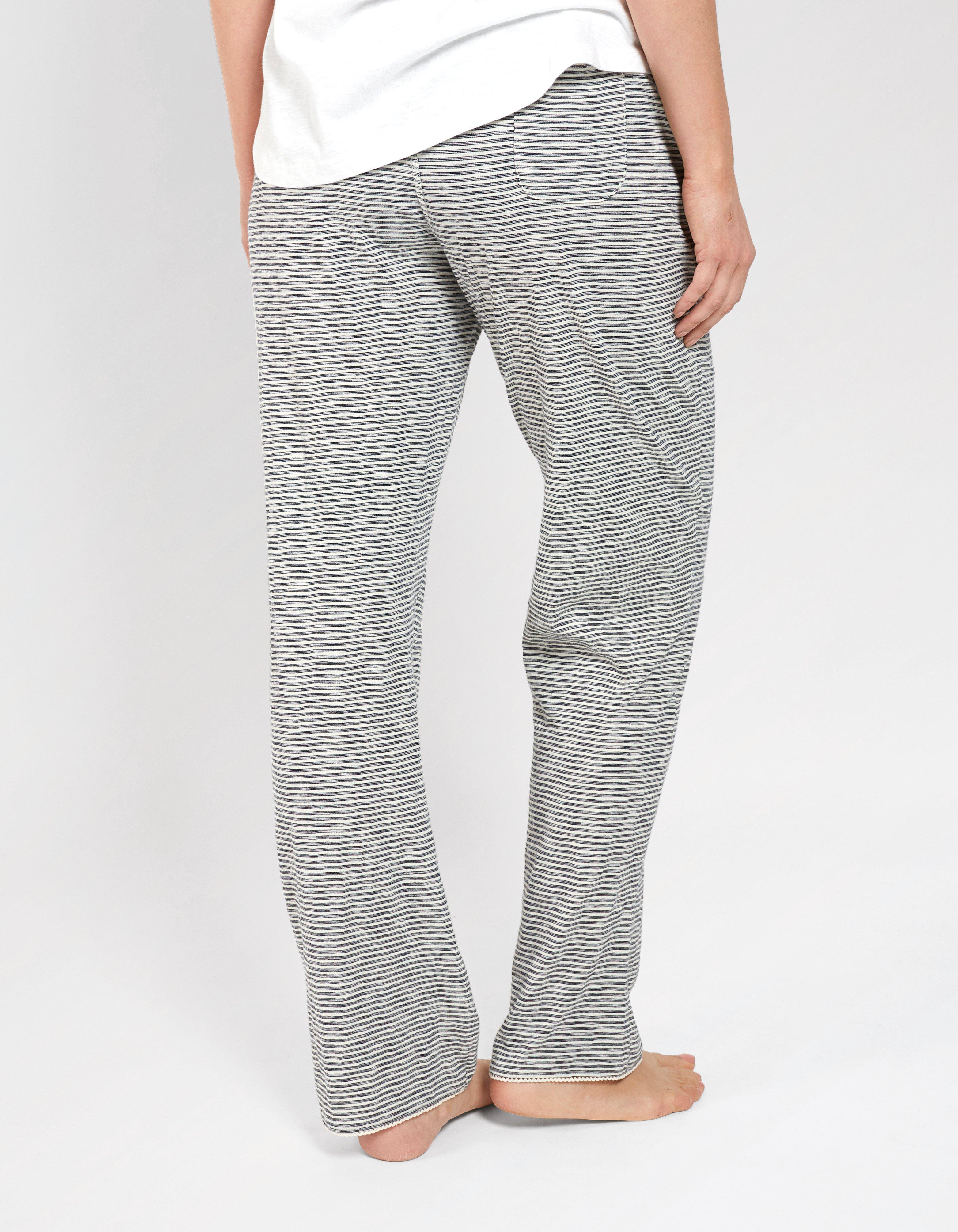 Stripe Jersey Lounge Pants