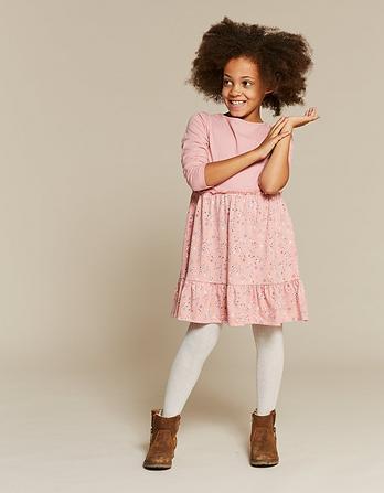 Olivia Star Print Dress