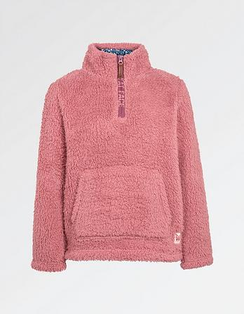 Shine Bright Half Neck Fleece