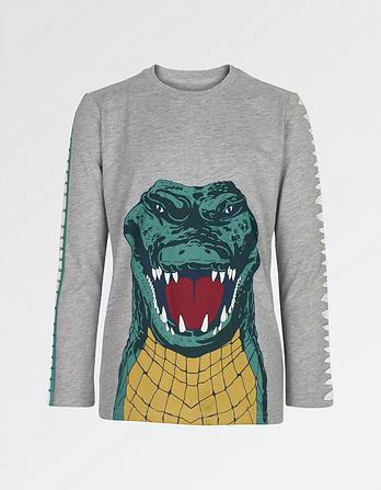 Crocodile Teeth T-Shirt