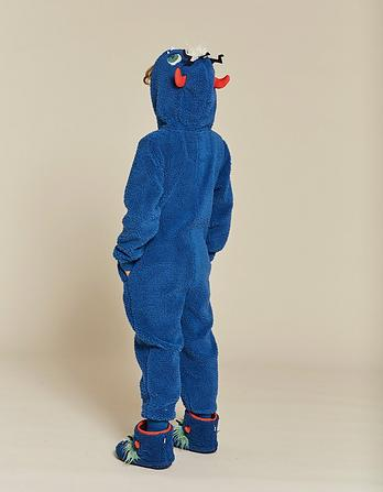 Freddie Monster Fleece Onesie