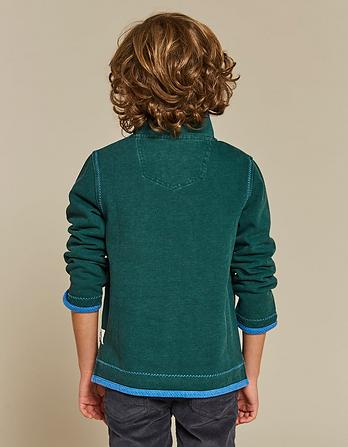 Mini Plain Airlie Sweatshirt