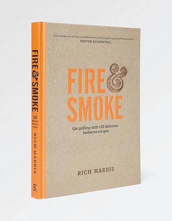 Fire and Smoke Book