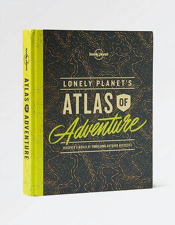 Atlas Of Adventure Book