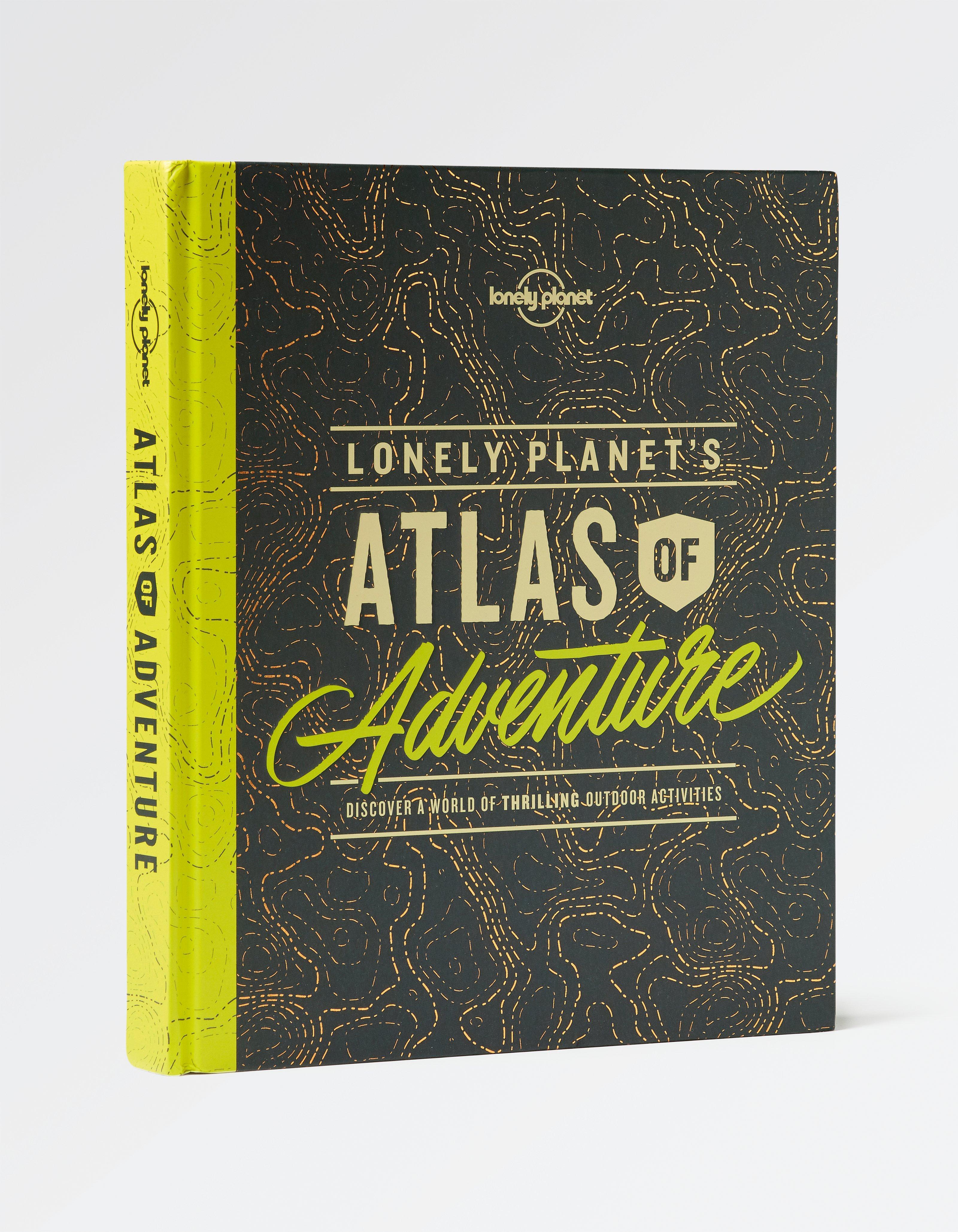 Atlas Of Adventure Book