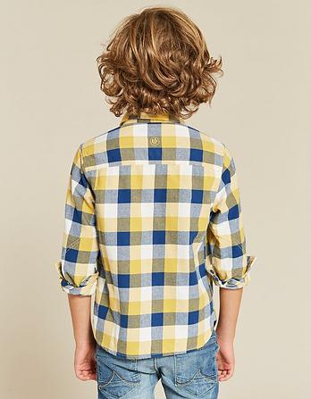 Daniel Buffalo Check Shirt