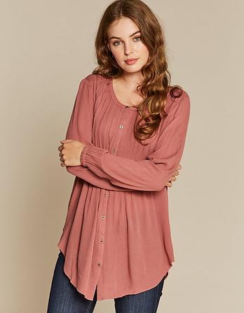 Evie Longline Shirt