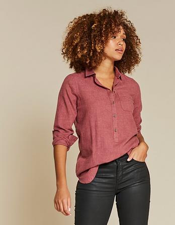 Tilly Longline Shirt