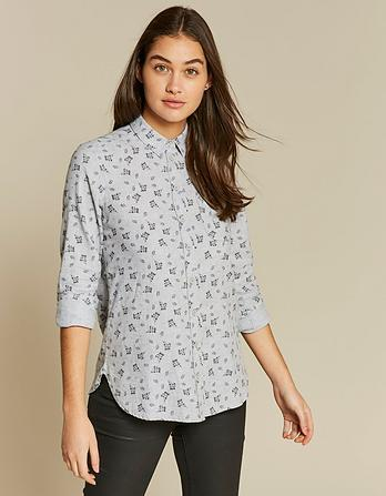 Olivia Ditsy Print Shirt