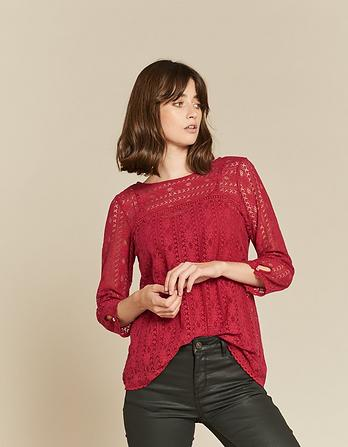 Verity Lace 2 in 1 Top