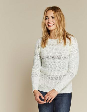 Sally Stripe Sweater