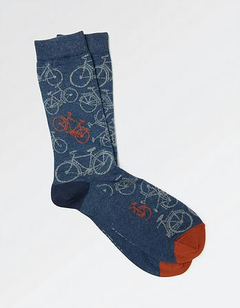 One Pack Bike Socks