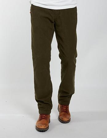 Fowley Cord Five Pocket Chinos