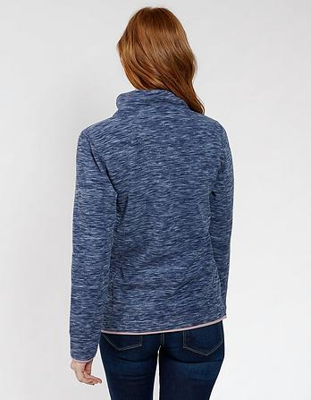 Marcia Half Neck Fleece