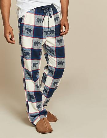 Polar Bear Jacquard Lounge Pants