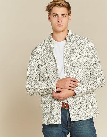 Crosby Floral Print Shirt