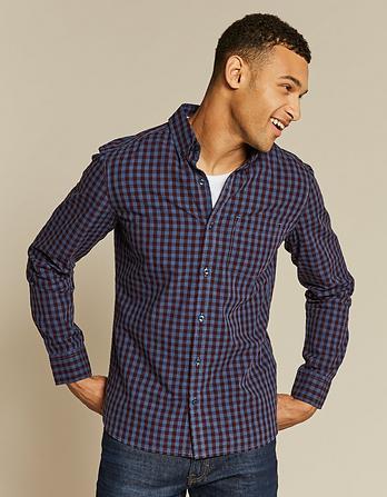 Neath Gingham Shirt