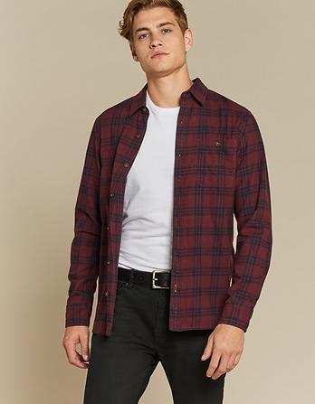 Neyland Marl Check Shirt