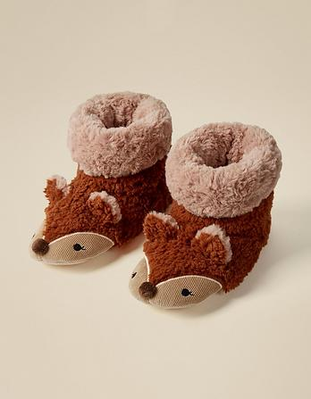 Felicity Fox Slipper Boots