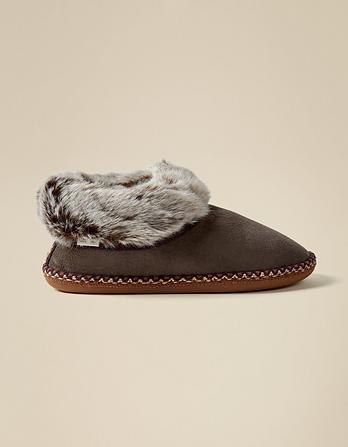 Maya Slipper Boots