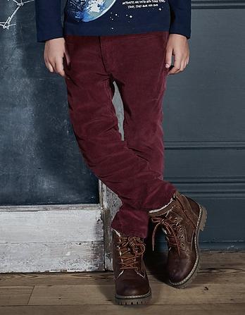 Five Pocket Cord Pants