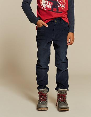 Five Pocket Cord Pants