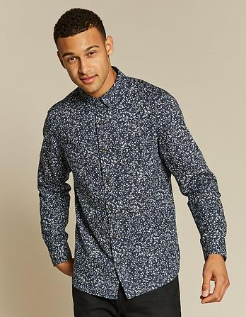 Maryport Floral Print Shirt