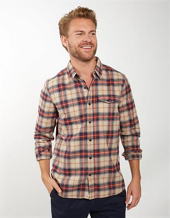 Nevis Check Shirt
