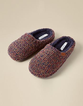 Mason Knitted Mules