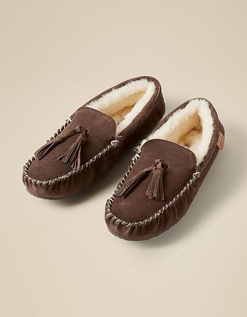 Jasper Sheepskin Slippers