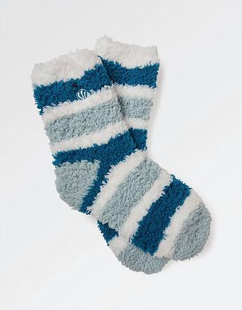 Cozy Teddy Socks