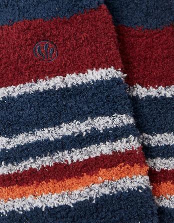 Multi Stripe Idaho Socks