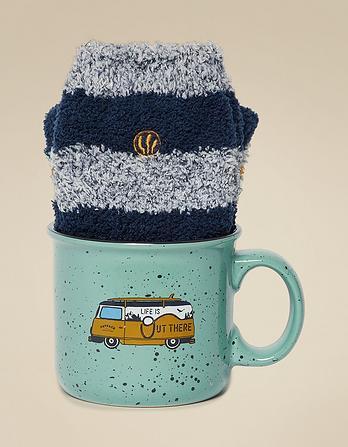 Van Mug And Cosy Socks