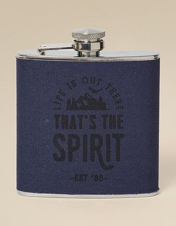 That's the Spirit Hip Flask