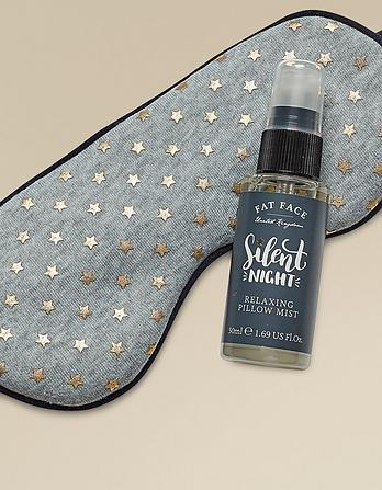 Eye Mask And Pillow Mist Gift Set