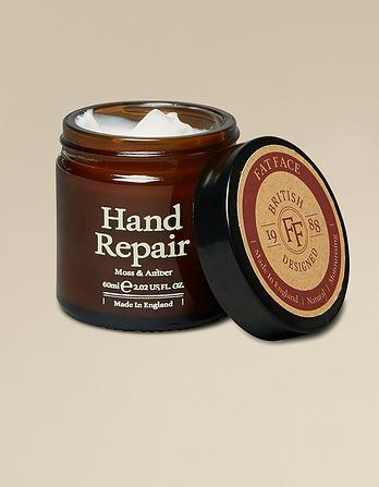 Mens Moss And Amber Hand Balm
