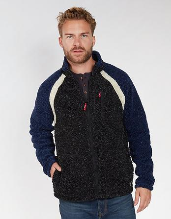 Snow Sherpa Zip Through Fleece