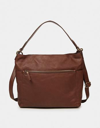 Sophia Leather Slouchy Bag