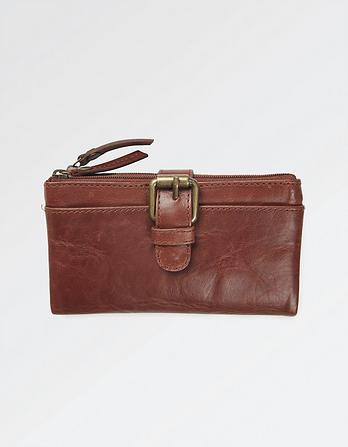 Frankie Leather Purse