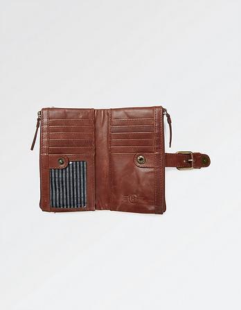 Frankie Leather Wallet