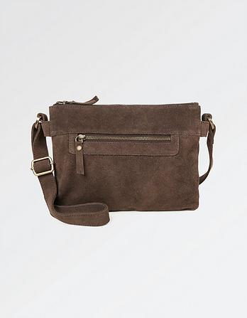 Debbie Leather Cross Body Bag