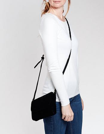 Vanessa Velvet Cross Body Bag