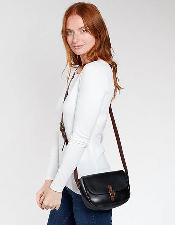 Charlotte Color Block Cross Body Bag