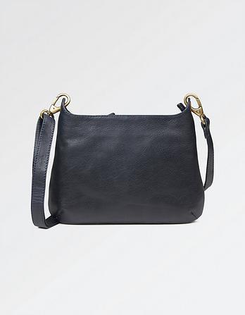 Rebekah Leather Cross Body Bag