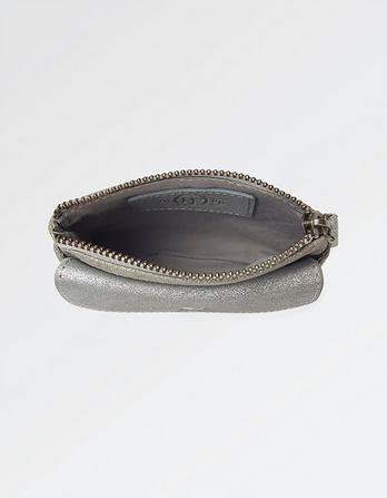 Holly Metallic Coin Wallet