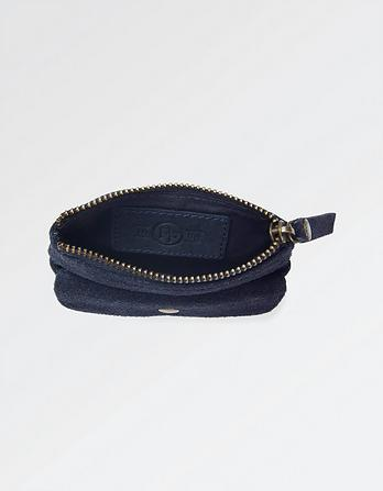 Holly Suede Coin Wallet
