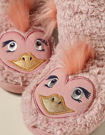 Elsie Emu Slipper Boots